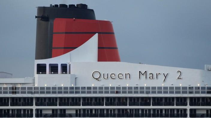 Norovirus-Verdacht auf Kreuzfahrtschiff 'Queen Mary 2'