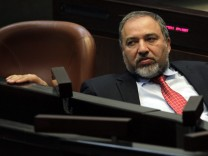 Former Israeli foreign minister Lieberman indicted
