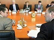Guttenberg, Steinbrück, dpa