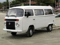 VW Bulli, VW Bus, VW, Bulli, Bus, Brasilien
