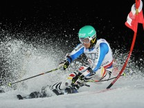 Skirennläufer Felix Neureuther Olympiaberg München
