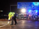 A1: Zwei Tote bei Unfall mit Geisterfahrer