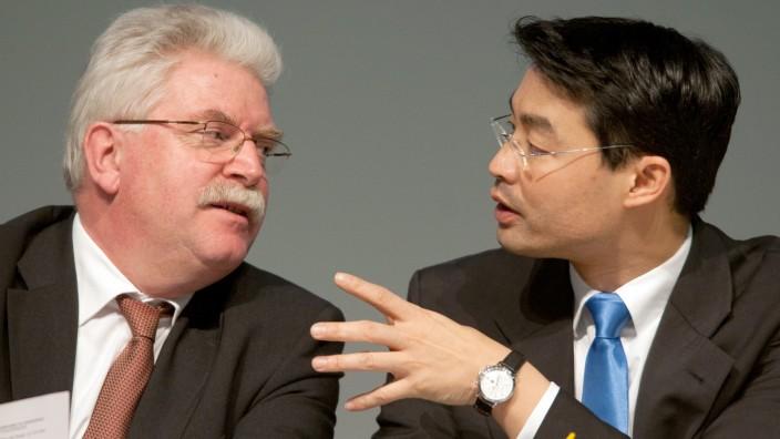 Landesparteitag der Bayern-FDP