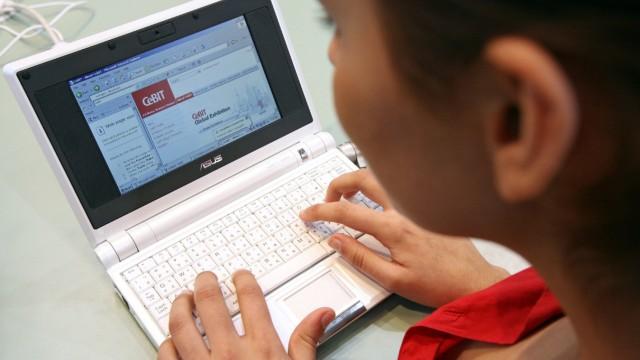 Netbook EeePC von Asus