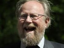 Sorgt mit seiner Schwaben-Suada für Aufregung: Bundestagsvizepräsident Wolfgang Thierse (SPD)