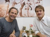 Andy Laufer und Ingo Möbius