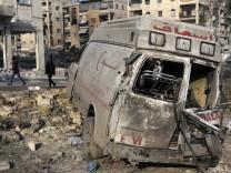Gewalt in Syrien