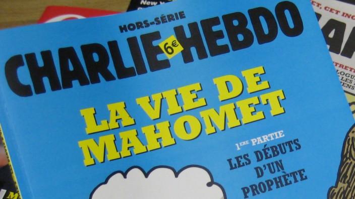 Satire-Magazin veröffentlicht neue Mohammed-Karikaturen
