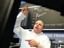 Börse in Frankfurt startet mit deutlichen Gewinnen