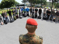 Bundeswehr-Freiwillige