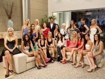 """""""Der Bachelor"""" bei RTL"""