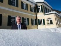 CSU-Winterklausurtagung in Kreuth