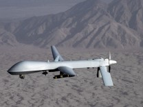 US-Drohne Typ Predator Bundeswehr