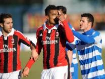 Kevin Prince Boateng  AC Milan vs Pro Patria