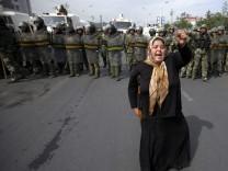 200 Anklagen nach Unruhen in Nordwestchina