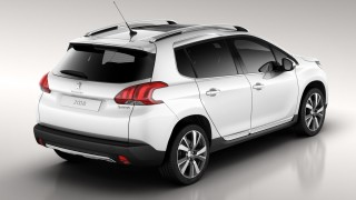 Peugeot 2008, Peugeot, 2008, Opel Mokka, Kompakt-SUV
