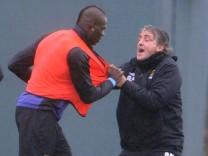 Streit Mancini - Balotelli