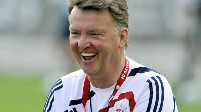 Bundesliga Van Gaal im Interview