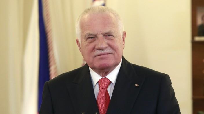 Václav Klaus, Amnestie