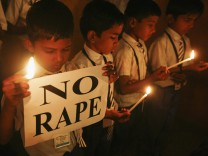 Indien Vergewaltigung Dehli