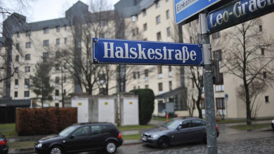 Kathrin M. Halskestraße