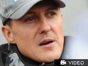 Schumacher Formel 1 Shanghai, dpa