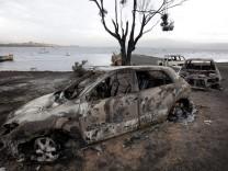 Feuer, Australien, Buschbrände