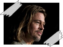 Brad Pitt Reuters Kurznachricht promiblog