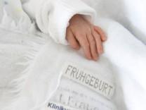 Intensivstation für Frühgeborene im Klinikum Großhadern, 2012