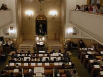 Letzter Gottesdienst in der alten Synagoge, 2006