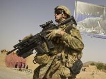 USA Afghanistan Abzug Militär Terrorismus