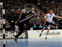 ***BESTPIX***Germany v Sweden - International Handball Friendly Match