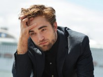 """Twilight""-Star Robert Pattinson"