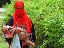 Minderheiten, Rohingya in Myanmar