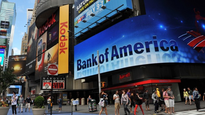 Bank of America, Cyber-Angriff