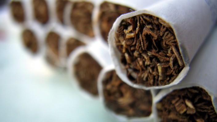 wie viele züge hat eine zigarette