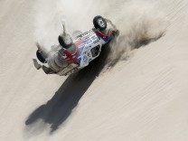 RALLY DAKAR 2013 - third STAGE
