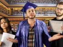 "Video ""Scholarship for the Average Student"", CollegeHumor.com"