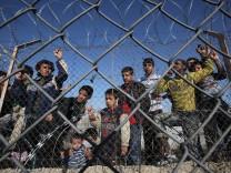Asylrecht Europa Einwanderer Illegale