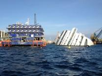 """Gedenken an Opfer des ´Costa Concordia""""-Unglücks"""