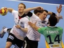 Germany v Brasil - Men's Handball World Championship 2013