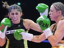 Frauen Box WM Rola El-Halabi- Lucia Morelli