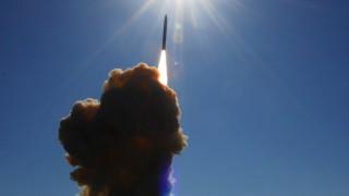 USA Raketenabwehr Vandenberg