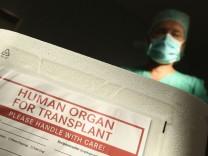 ***BESTPIX***Germany Debates Organ Transplant System