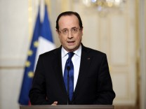 Malian rebels suffering 'heavy losses,' says Hollande