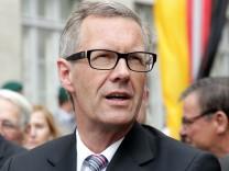 Christian Wulff, Bundespräsident, Kreditaffäre