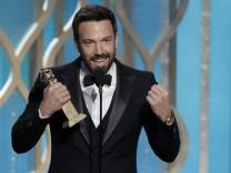 """Ben Affleck gewinnt mit """"Argo"""" bei Golden Globes"""