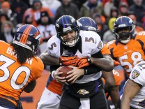 Super Bowl, Baltimore Ravens at Denver Broncos