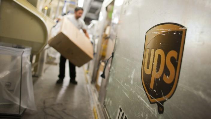 UPS erwartet Aus für TNT-Übernahme