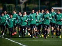 VfL Wolfsburg - Belek Training Camp Day 5